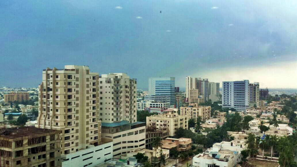 Heavy rainfall expected in Karachi, parts of Sindh as cyclone 'Gulab'