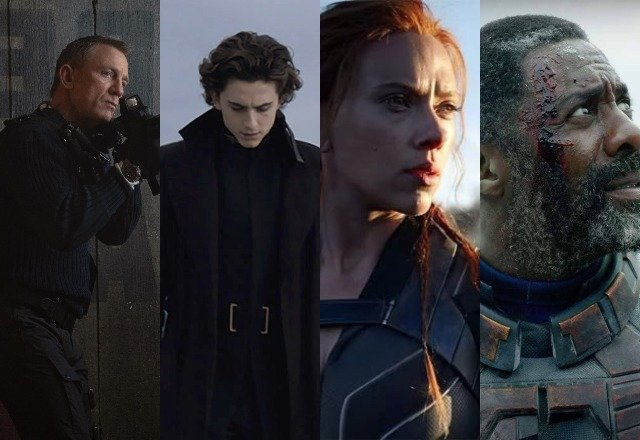 Top 5 Most Awaited Movies of 2021