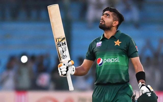 Babar Azam set to become the number one ODI batsman