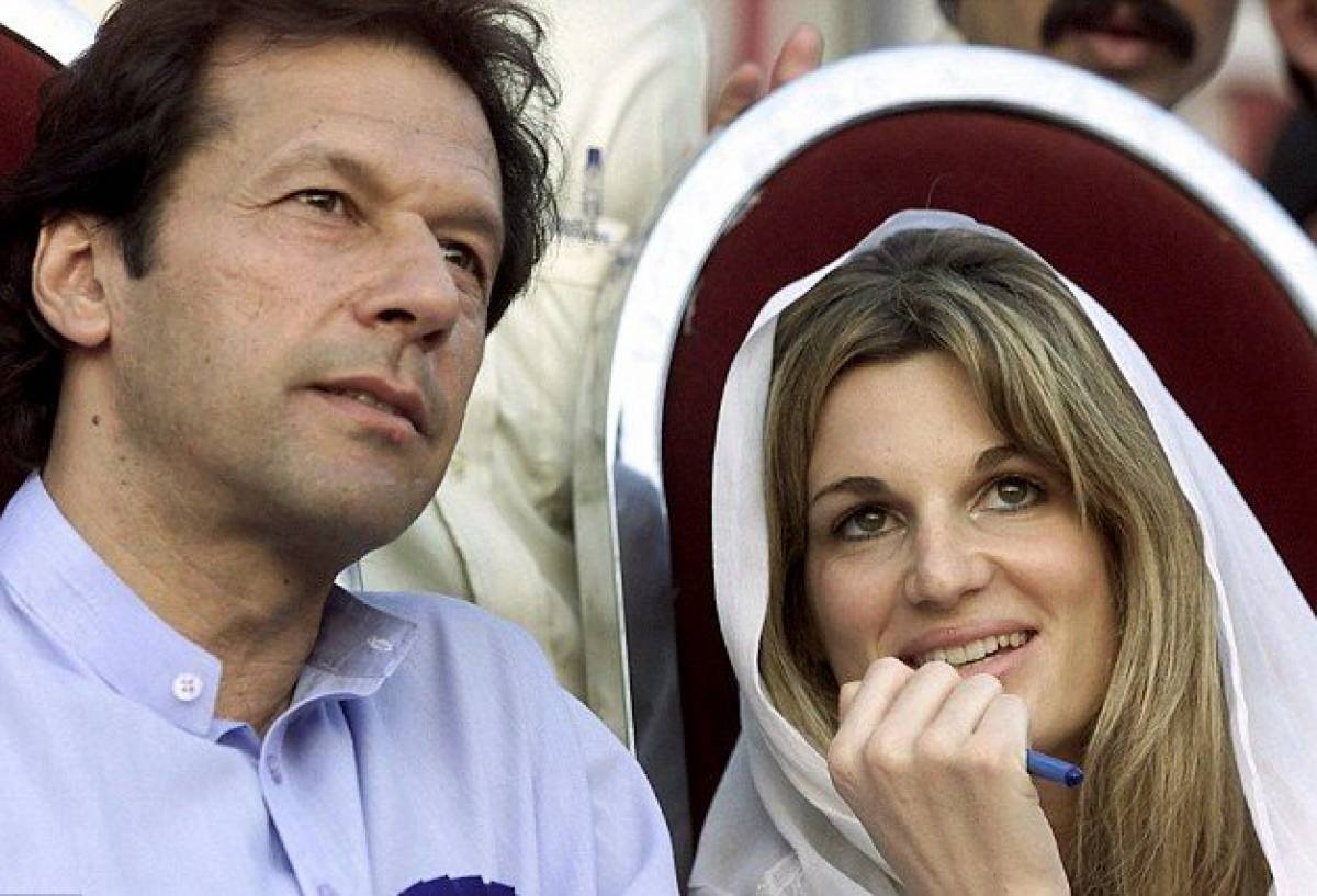 Ex-wife Jemima hits out at Pakistan PM over comments on rape