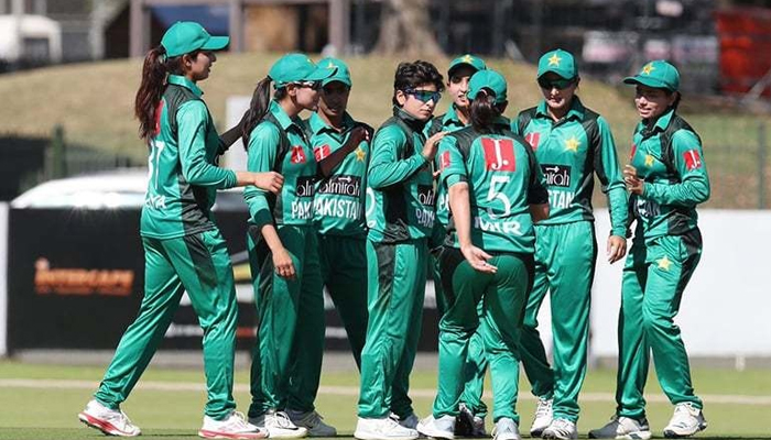 Pakistan's Women Cricket Team Qualifies for Birmingham Commonwealth Games