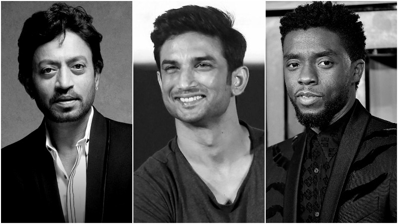 Oscars 2021 honor Irrfan Khan Sushant Singh Rajput Chadwick Boseman : They were mentioned in an honorary video