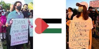 Pakistani celebrities raise voice for Palestine-Social Pakora