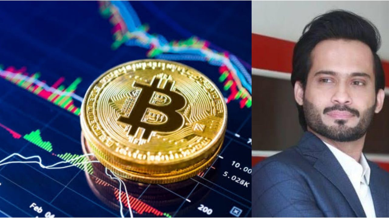 Waqar Zaka as Crypto expert