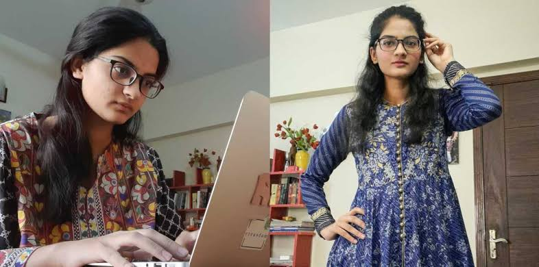 Pakistan's youngest author with eight published books and two running podcasts