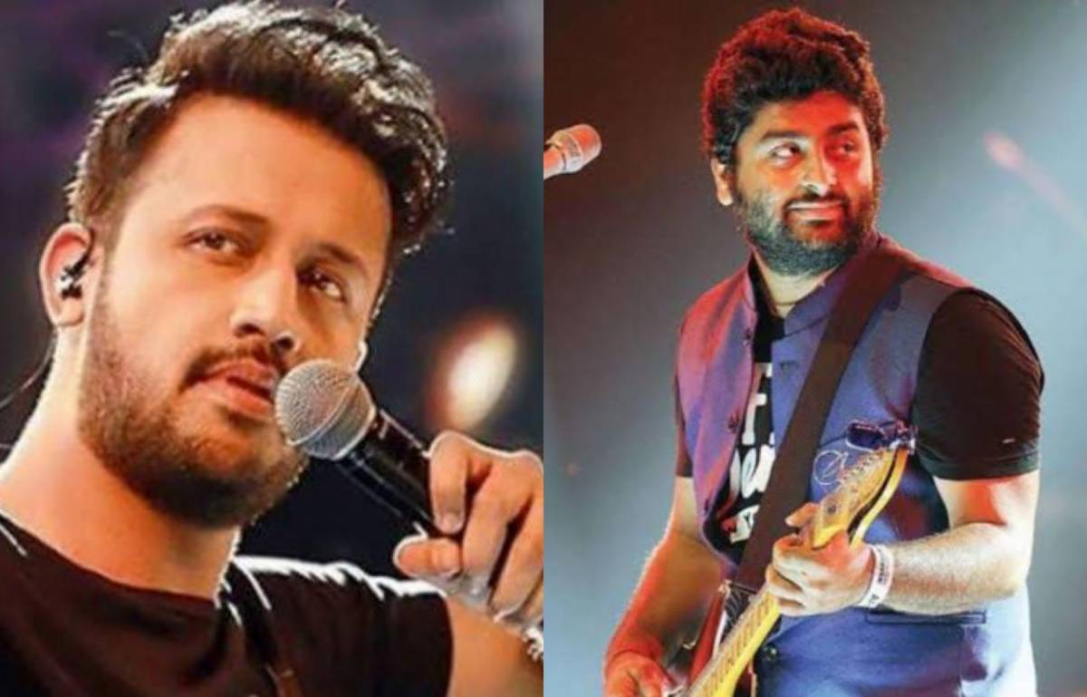 Atif Aslam hopes to perform with Arjit Singh-Social Pakora