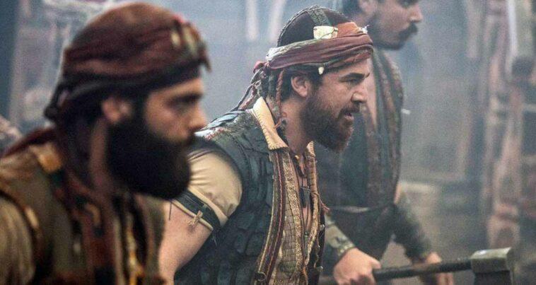 A TV Series with Barbaros Hayrettin Pasha and Oruç Reis Appeared on the Horizon