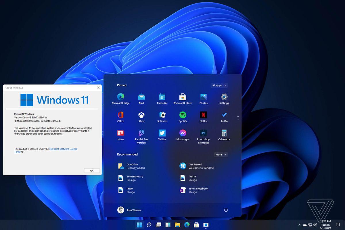 Windows 11: the latest on Microsoft's 'next-generation OS