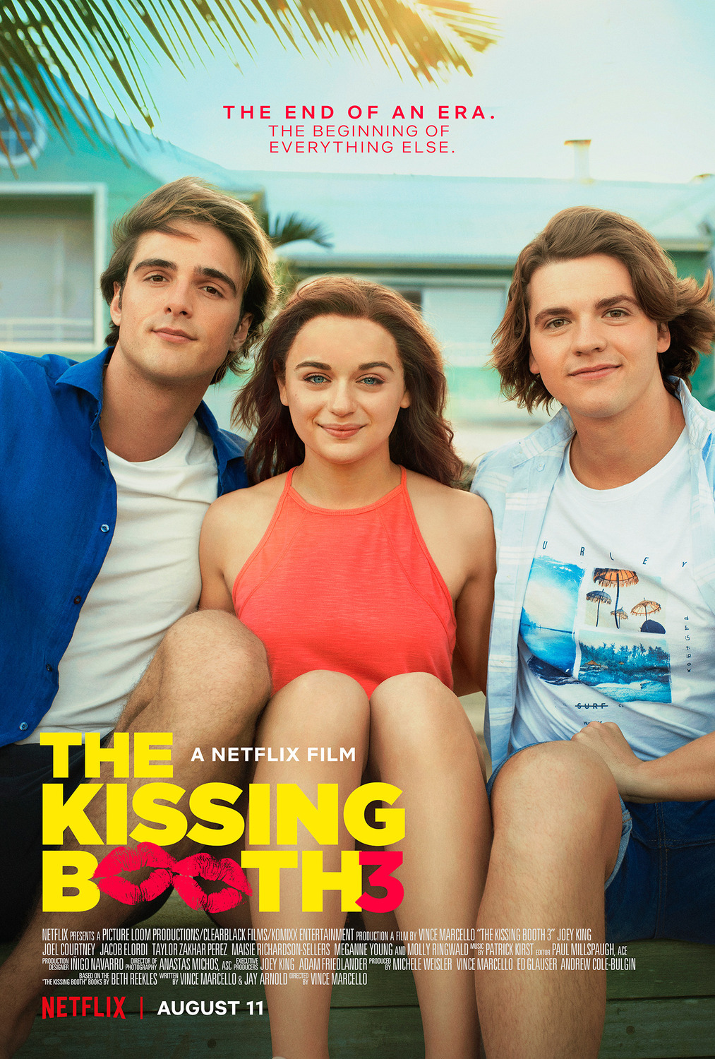 The Kissing Booth 3 | Official Trailer |