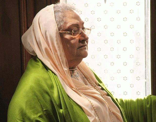 Veteran actress Durdana Butt passes away in Karachi-Social Pakora