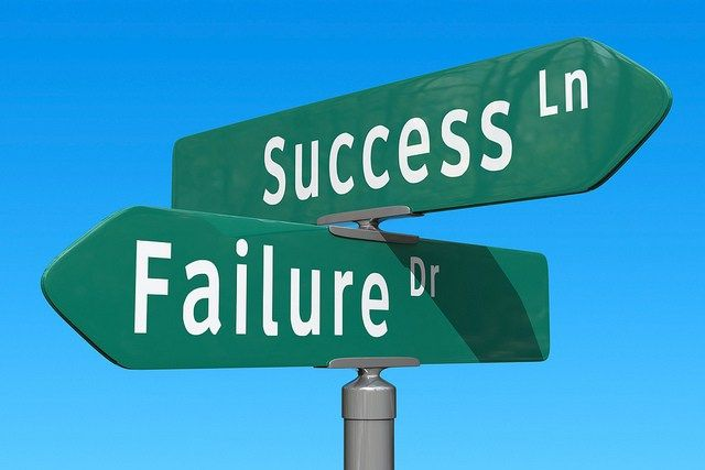 Reasons  why  you  fail at achieving something even after your utmost efforts