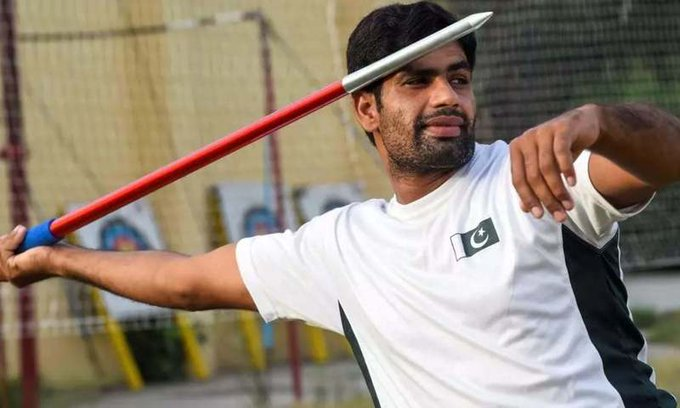 Celebrities laud Olympian Arshad Nadeem-Social Pakora