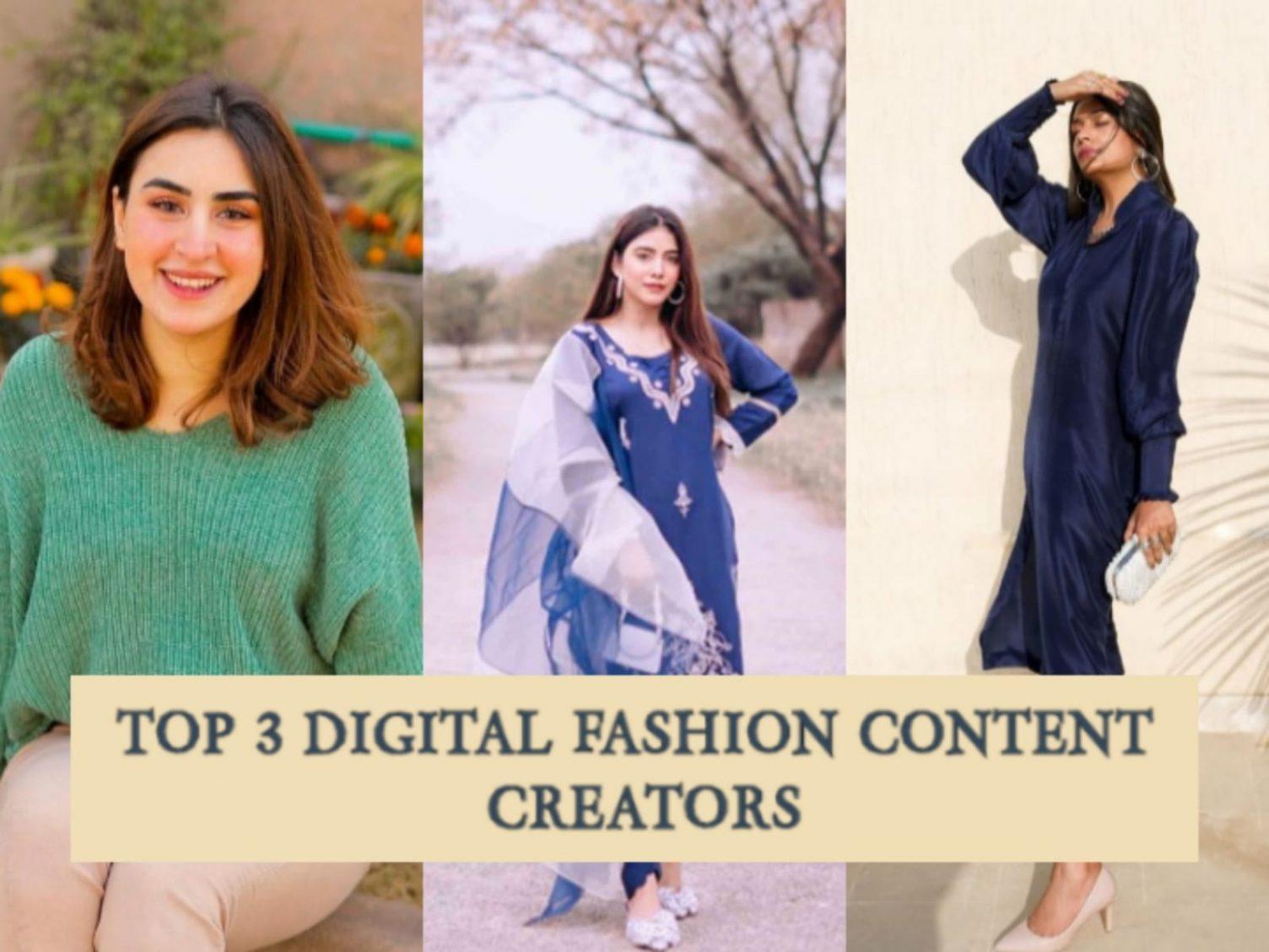 Top 3 Pakistani Fashion Bloggers on Instagram