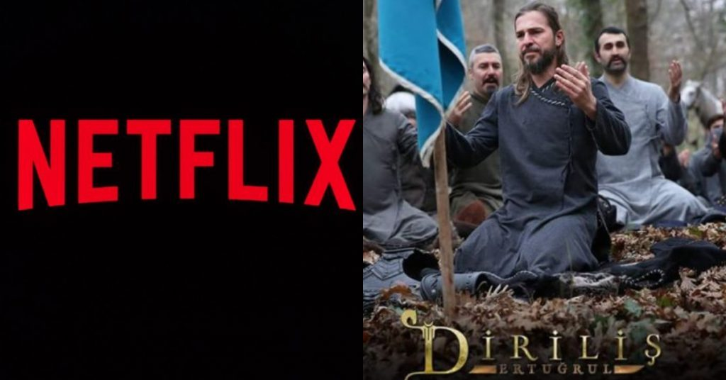 Removal of Dirilis: Ertugrul from Netflix Upsets Viewers
