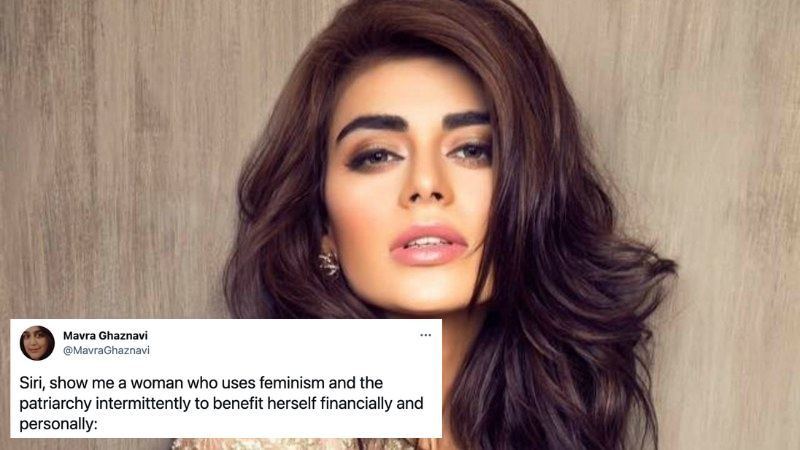 Sadaf Kanwal's comments on feminism upset Twitter following