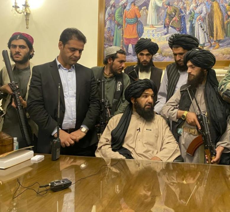 Taliban's reconquest ignites the sense of fear amidst Afghans!