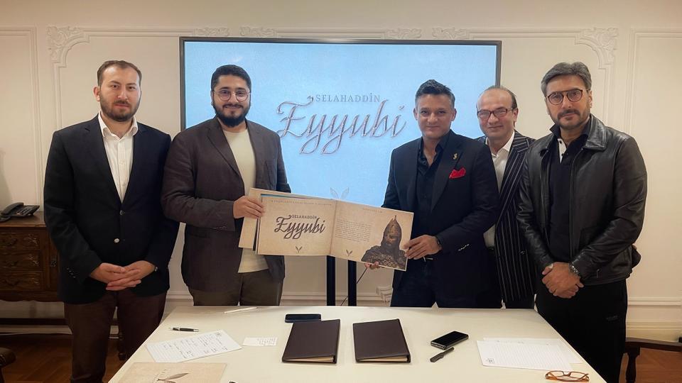 Adnan Siddiqui Lets Out Some Vital Details About Drama on Saladin Ayyubi