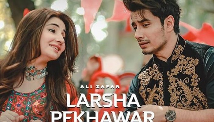 Watch: Ali Zafar's new version of 'Larsha Pekhawar' ft. Gul Panra will make you groove
