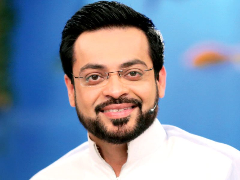 Aamir Liaquat PTI MNA Resigns from National Assembly Seat