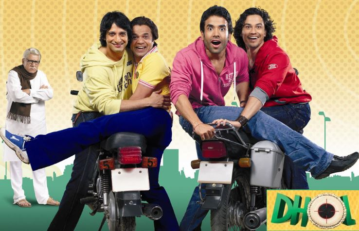 Dhol –  Bollywood Comedy Movie – Kunal Khemu | Tusshar Kapoor | Sharman Joshi