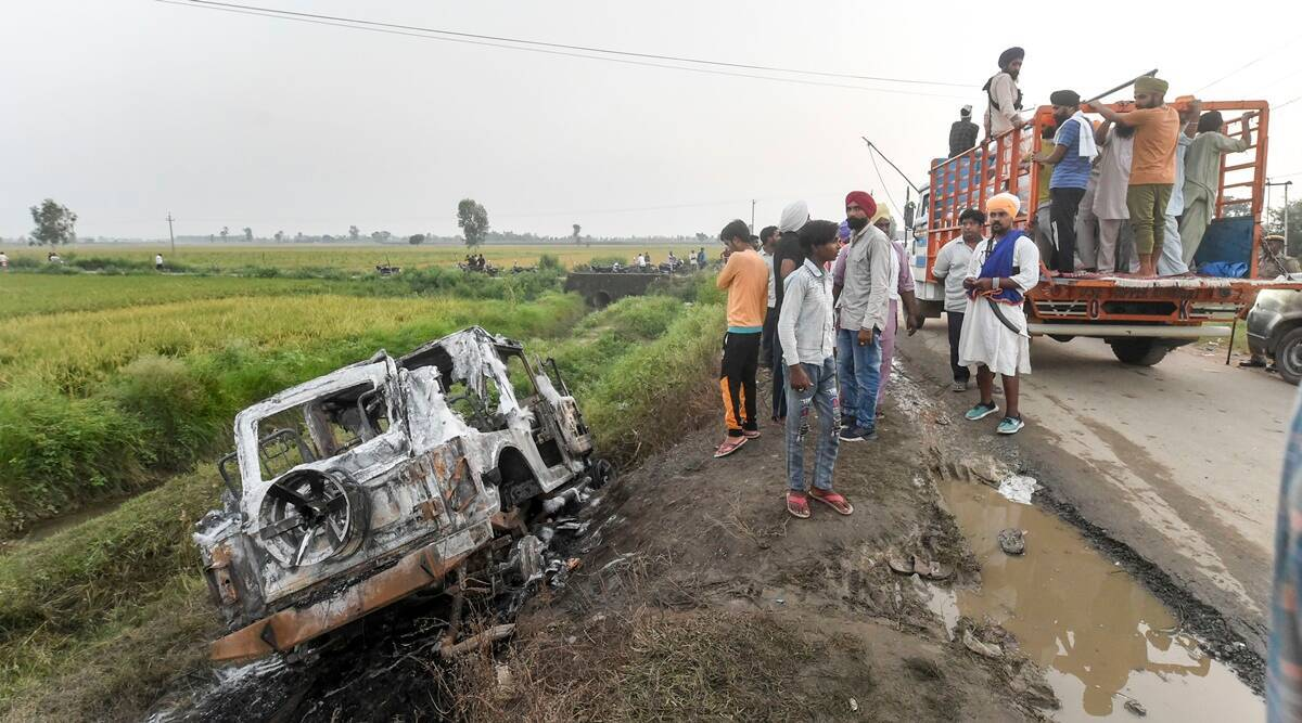 Indian farmers to step up protests after nine people killed in violence