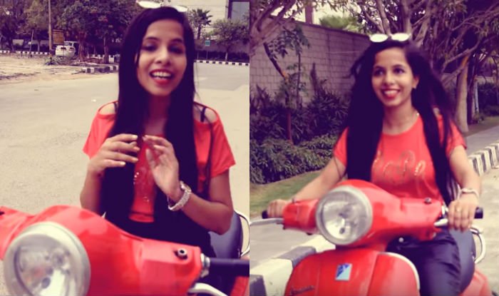 Dhinchak Pooja is back with another song called 'Dilon Ka Shooter.